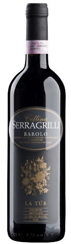 BAROLO DOCG LA TUR SERRAGRILLI VINHO ITALIANO TINTO 750ML