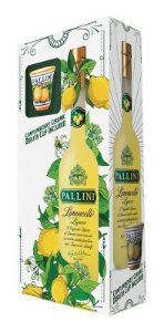 LIMONCELLO PALLINI C/COPO LICOR ITALIANO 500ML