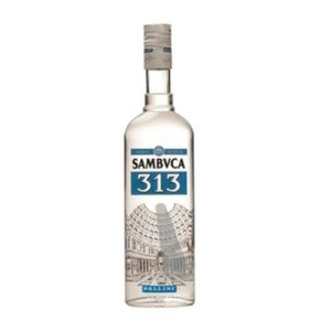 SAMBUCA ROMANA 313 PALLINI LICOR ITALIANO 750ML