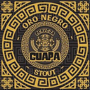 GUAPA STOUT ORO NEGRO LTA 473ML