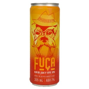 LATIDO FUÇA JUICY RYE IPA LTA 355ML