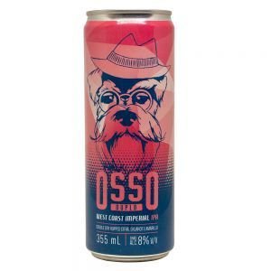 LATIDO OSSO DUPLO WEST COAST IMPERIAL IPA 473ML