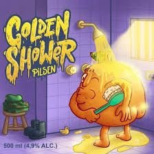 MITO GOLDEN SHOWER PILSEN 500ML