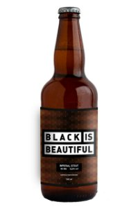 MITO STOUT BLACK IS BEAUTIFUL GFA 500ML