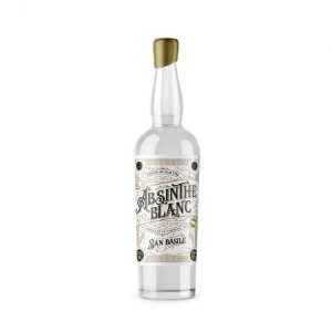SAN BASILE LICOR ABSINTO BRANCO 700ML