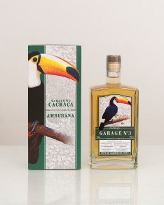 GARAGE N3 CACHAÇA AMBURANA 750ML