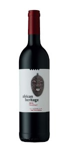 AFRICAN HERITAGE PINOTAGE VINHO SUL AFRICANO TINTO 750ML