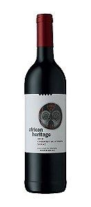 AFRICAN HERITAGE CABERNET SAUVIGNON/SHIRAZ VINHO SUL AFRICANO TINTO 750ML
