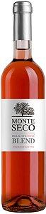 MONTE SECO DELICATE ROSE BLEND VINHO PORTUGUES 750ML