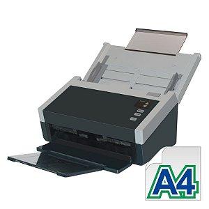 Scanner Avision AD240U - USB - Velocidade 60ppm / 120ipm - Ciclo diário 6.000 páginas