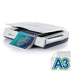 Scanner Avision FB6280E - USB - Mesa Plana A3 - Especial para Livros