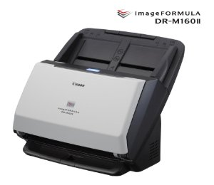 Scanner Canon DRM160II - USB - Velocidade de 60ppm / 120ipm