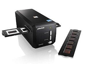 Scanner Plustek OpticFilm 8200i Ai - Negativos e Slides - Uso profissional
