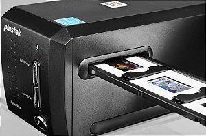 Scanner Plustek 8200i SE - Negativos e Slides - Uso semi-profissional