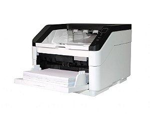 Scanner Avision AD8120 - Alta Produção - Documentos A4 & A3 - Velocidade 120ppm / 240ipm