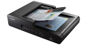Scanner Canon DRF120 - USB - Velocidade 20ppm / 40ipm - Alimentador & Mesa Plana