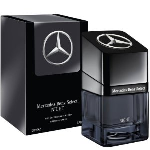 Select Night Eau de Parfum Masculino 50ml - Mercedes Benz