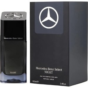Perfume Select Night Eau de Parfum Masculino 100ml - Mercedes Benz