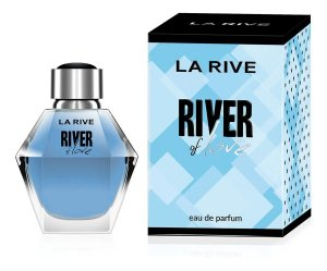 Perfume River Of Love Eau de Parfum Feminino 100ml - La Rive