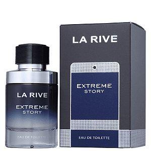 Perfume Extreme Story EDT Masculino 75ml - La Rive