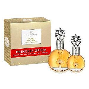 Kit Royal Diamond EDP Feminino 100ml - Marina de Bourbon