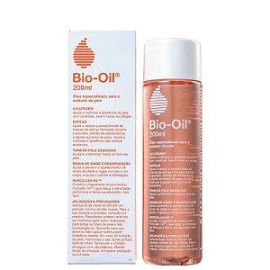 Óleo Corporal Restaurador Bio Oil 200ml - Bio-Oil