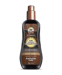 Acelerador de Bronzeado Dark Tanning 237g - Australian Gold