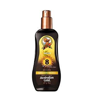 Protetor Solar FPS8 em Spray 237ml - Australian Gold