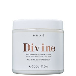 Máscara Capilar Divine Deep Treatment 500g - Braé