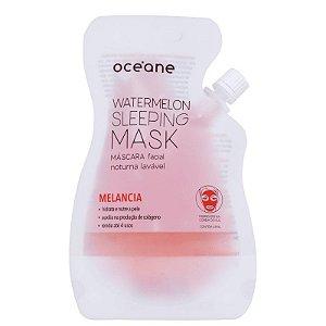Máscara Facial Noturna Watermelon Sleeping Mask - Océane
