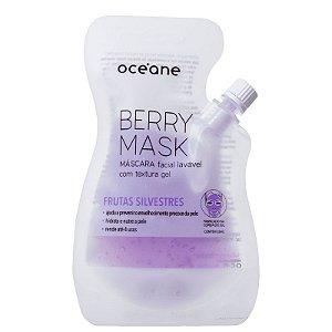 Máscara Facial Anti-idade Berry Mask - Océane