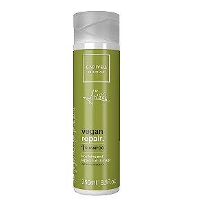 Shampoo Vegan Repair Anita 250ml - Cadiveu