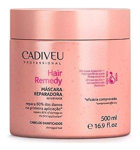 Máscara Reparadora Hair Remedy Cadiveu 500ml
