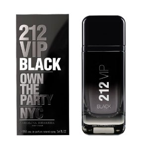 Perfume 212 VIP Black Men EDP 100ml - Carolina Herrera