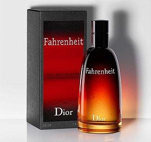 Perfume Fahrenheit Eau de Toilette Masculino 100ml - Dior