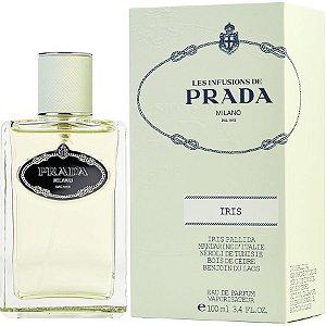 Infusions Iris Prada Masculino Eau de Parfum 100ml