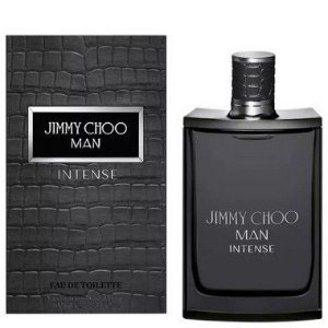 Man Intense Jimmy Choo Masculino Eau de Toilette 100ml