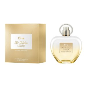 Her Golden Secret Feminino EDT 80ml - Antonio Banderas