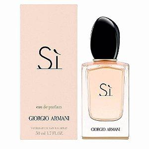 Si Feminino Eau de Parfum 50ml - Giorgio Armani