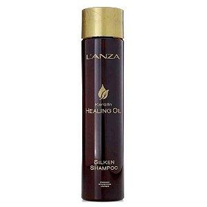 Shampoo Keratin Healing Oil 300ml - Lanza