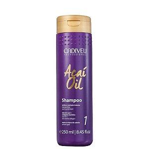 Shampoo Açaí Oil 250ml - Cadiveu