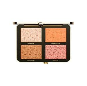 Paleta de Iluminadores e Blushes Sugar Peach - Too Faced 20g