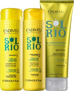 Kit Sol Rio Home Care - Cadiveu