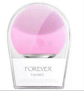 Mini Esponja de Limpeza Facial Elétrica - Forever Lina