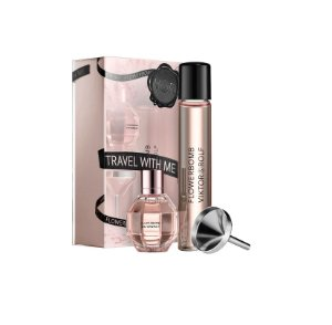 Kit Travel Flowerbomb Viktor&Rolf Eau de Parfum Feminino 3pc