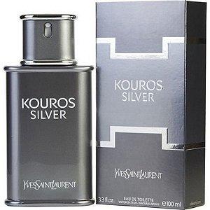 Kouros Silver Yves Saint Eau de Toilette 100ml