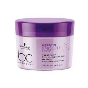 Máscara BC Bonacure Keratin Smooth Perfect 200ml - Schwarzkopf