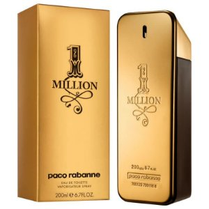 One Million Paco Rabanne Eau de Toilette Masculino 200ml