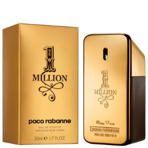 1 Million Eau de Toilette Masculino 50ml - Paco Rabanne