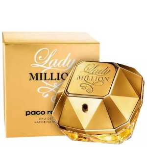 Lady Million Paco Rabanne Eau de Parfum 80ml